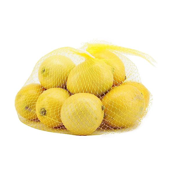 Organic Lemon 32oz Bag 1
