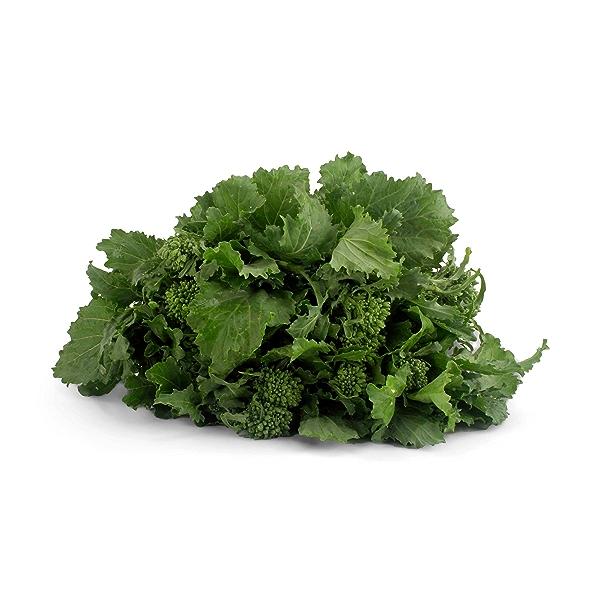 Organic Broccoli Rabe 1