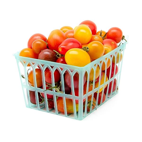 Organic Medley Mix Grape Tomatoes 1