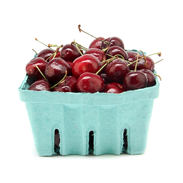 Organic Cherries 1
