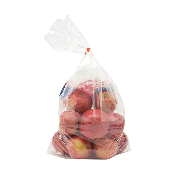 Organic Fuji Apples 3lb Bag 1