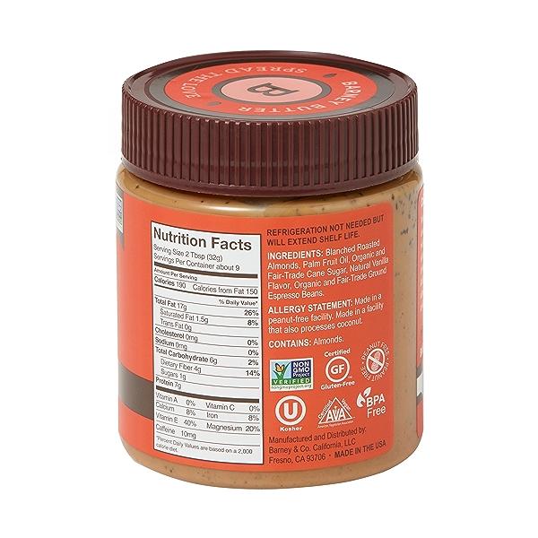 Vanilla Bean + Espresso Almond Butter 3