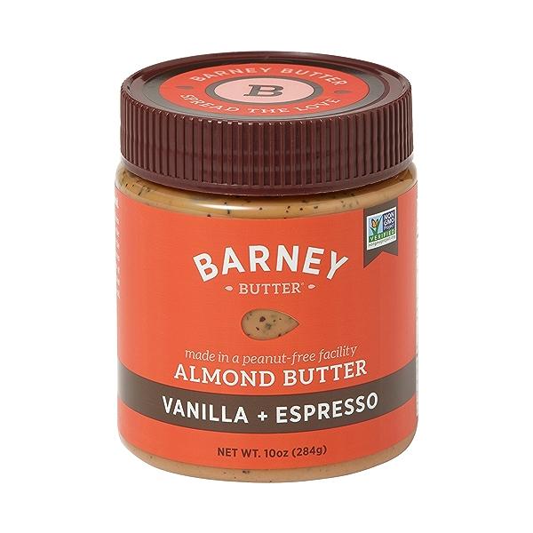 Vanilla Bean + Espresso Almond Butter 1