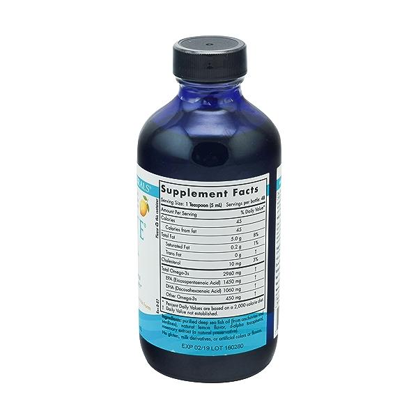 Ultimate Omega Liquid, 8 fl oz 3