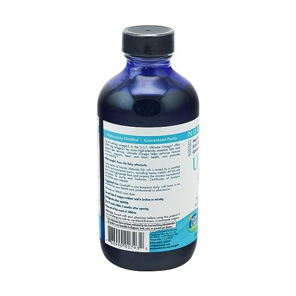 Ultimate Omega Liquid, 8 fl oz 2