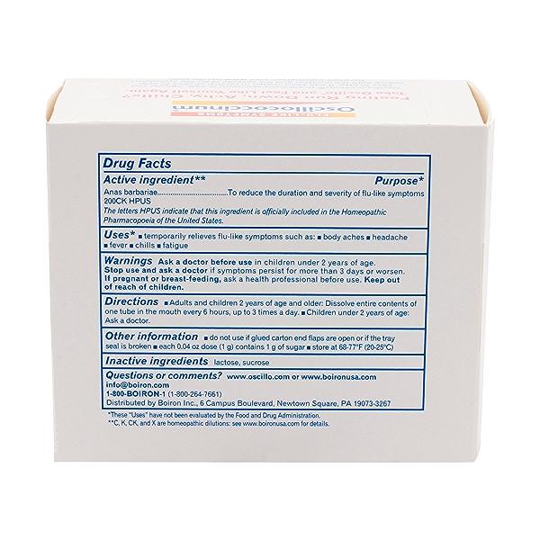 Oscillococcinum Family Pack, 30 quick dissolving pellets 3