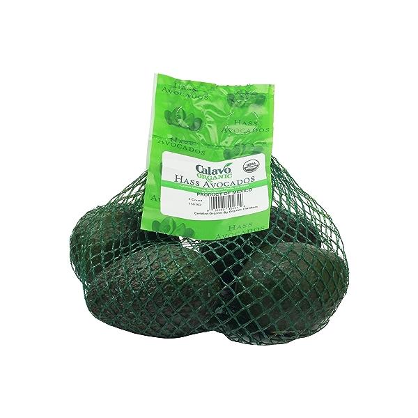 Organic Avocado Hass Bag 2