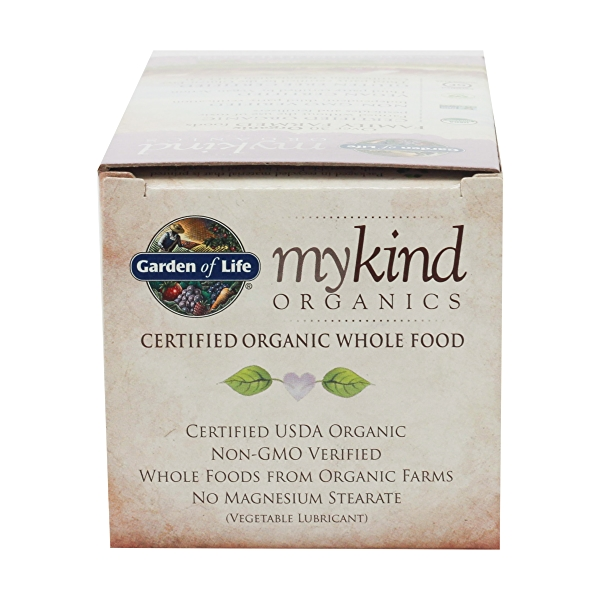 Organic Mykind Prenatal Once Daily, 36 tablets 6