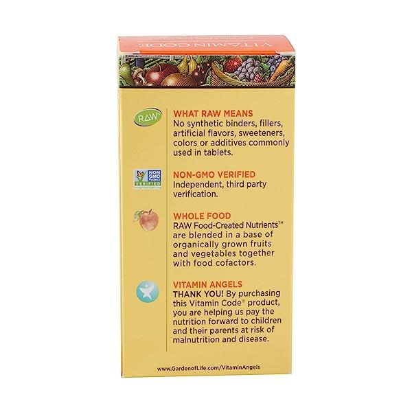 Raw Vitamin C, 120 capsules 4