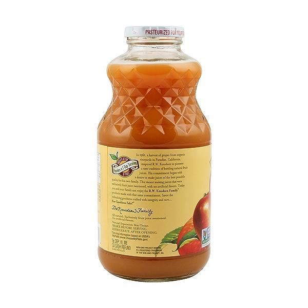 Natural Mango Peach Juice 3