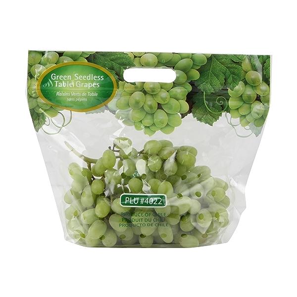 Green Seedless Grapes 1