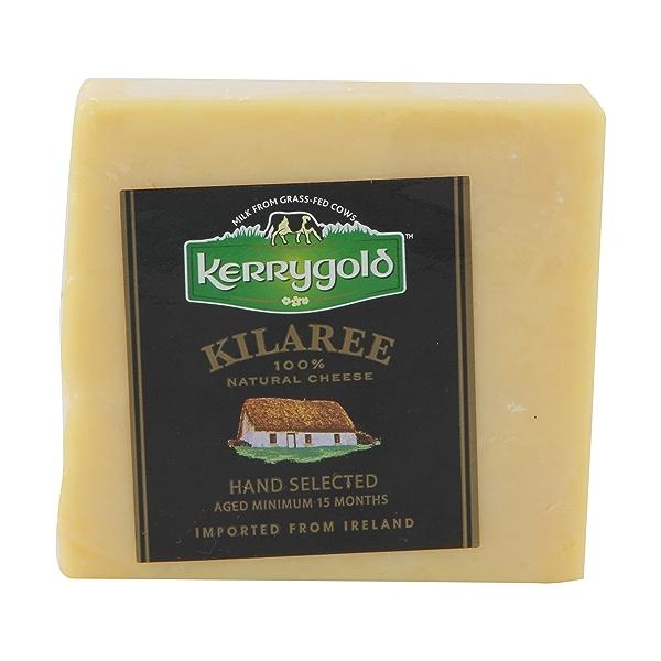Grass-Fed Kilaree Irish Cheddar (Aged 15 Months) 1