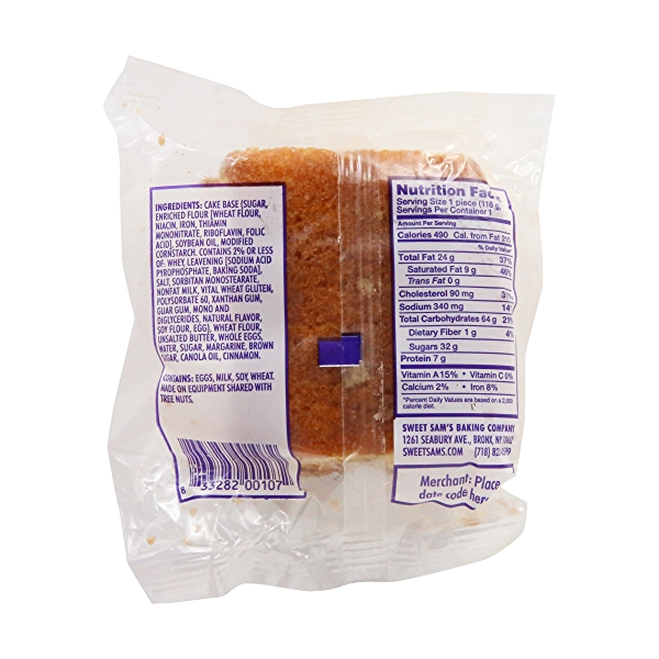 Classic Crumb Cake, 4.2 oz 3