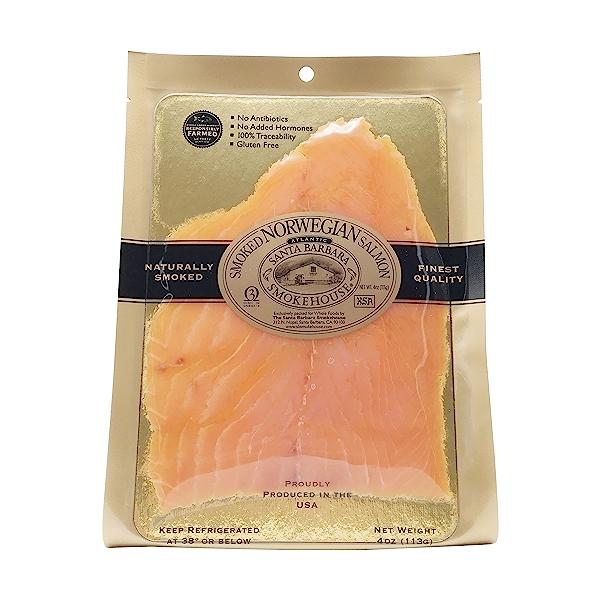 Smoked Norwegian Salmon 1