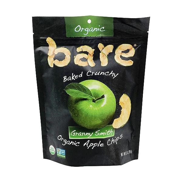 Organic Granny Smith Apple Chips, 3 oz 1