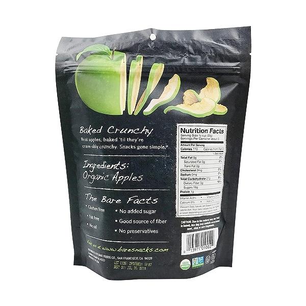 Organic Granny Smith Apple Chips, 3 oz 2