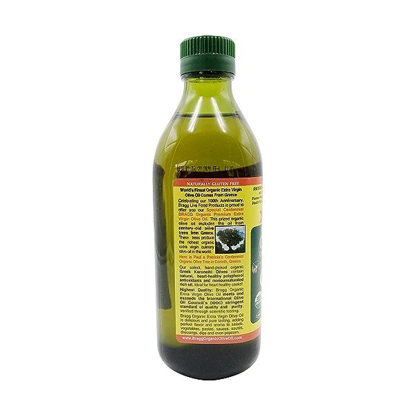 Organic Extra Virgin Olive Oil, 16 fluid ounce 3