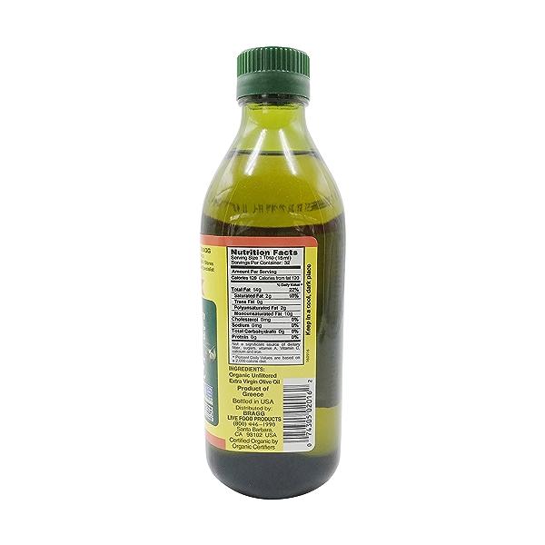 Organic Extra Virgin Olive Oil, 16 fluid ounce 2