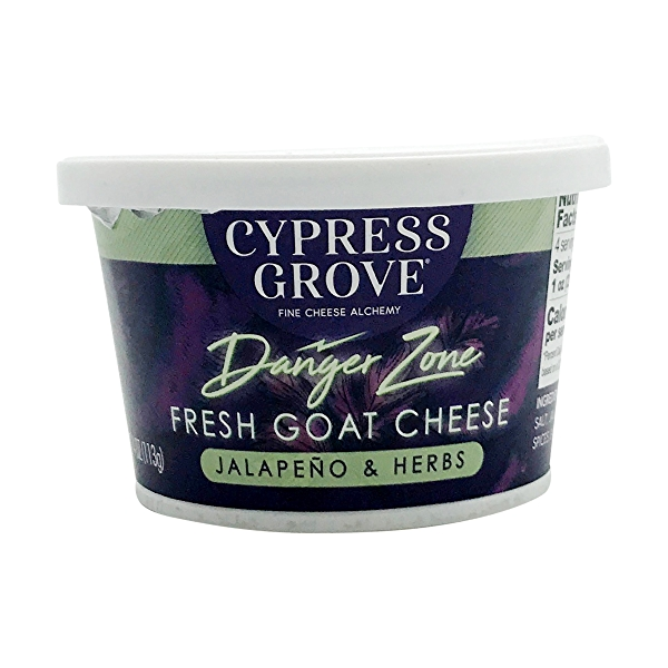 Jalapeno & Herbs Goat Cheese Spread, 4 ounce 1