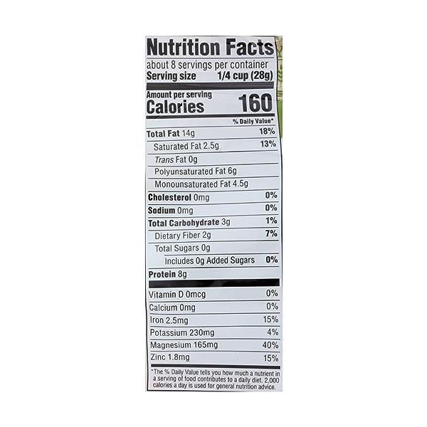 Organic Pumpkin Seeds, 8 ounce 4