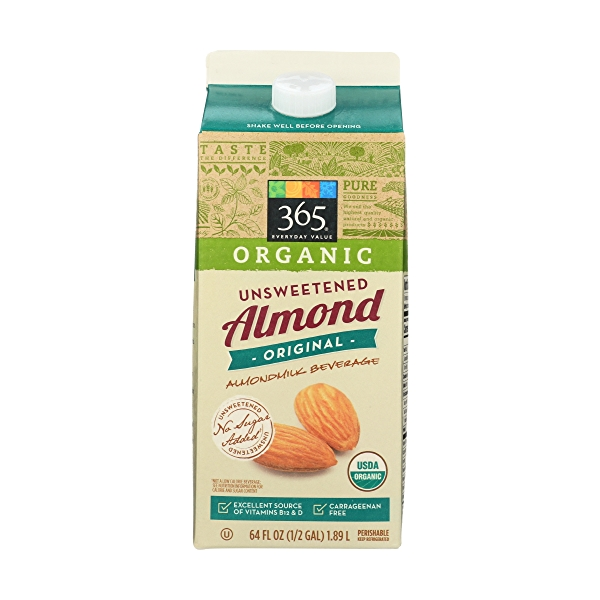 Unsweetened Almondmilk, 64 fluid ounce 1