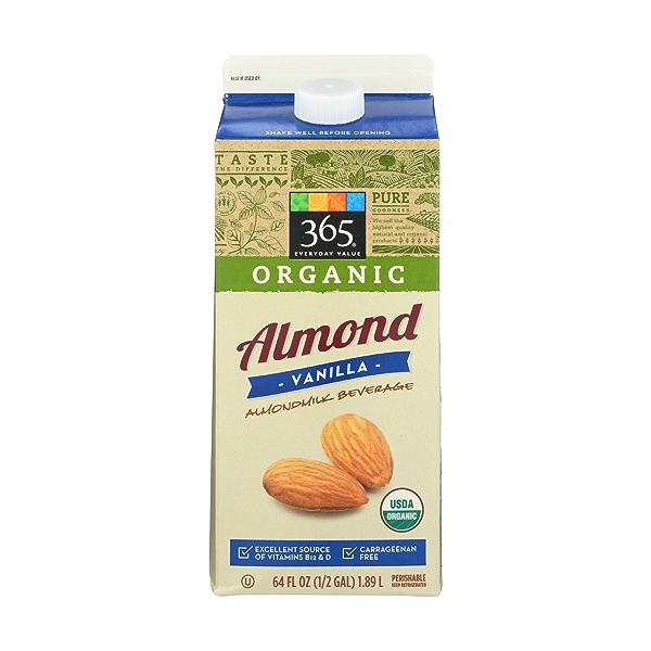 Vanilla Almondmilk, 64 fluid ounce 1