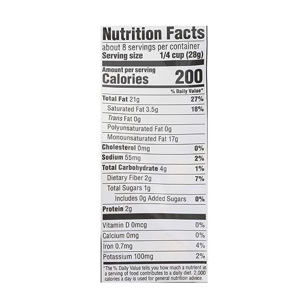 Roasted & Salted Macadamia Nuts, 8 ounce 4