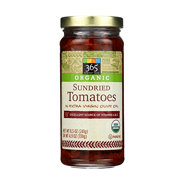 Sundried Tomatoes In Extra-virgin Olive Oil, 8.5 ounce 1