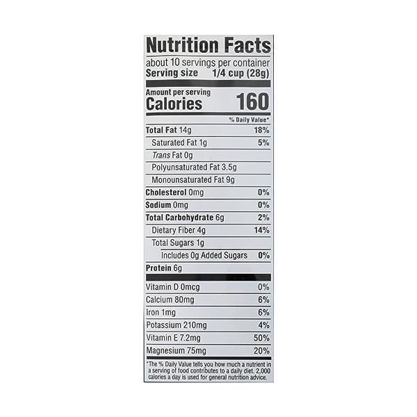 Organic Raw Almonds, 10 ounce 4