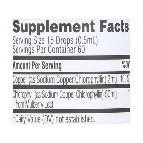 Liquid Chlorophyll, 1 each 4