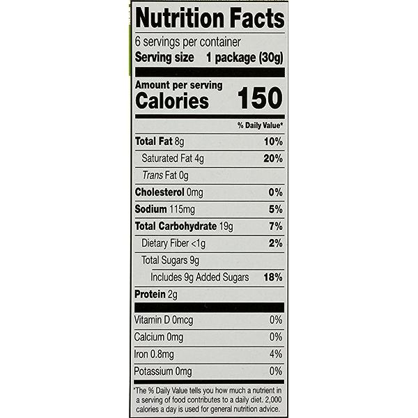 Organic Chocolate Chip Cookie Bites, 1 each 4