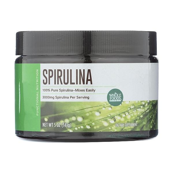 Spirulina Powder, 5 ounce 1