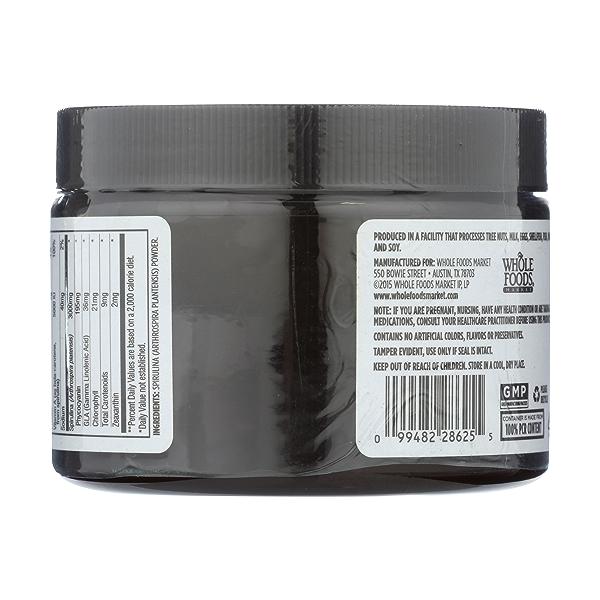 Spirulina Powder, 5 ounce 2