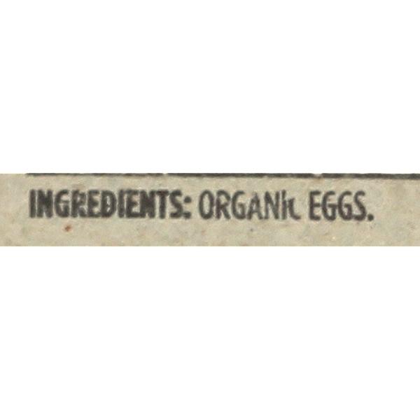 Organic Large Omega-3 Brown Grade A Eggs, 1 Dozen, 24 ounce 3
