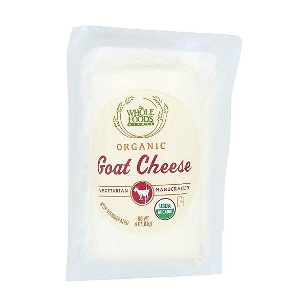 Organic Vegetarian Goat Cheese, 4 Oz. 1
