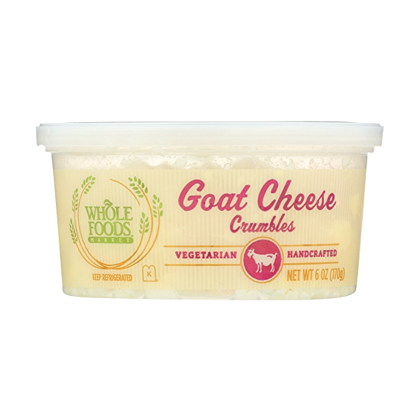 Goat Cheese Crumbles, 6 ounce 1