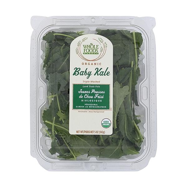 Organic Baby Kale 1