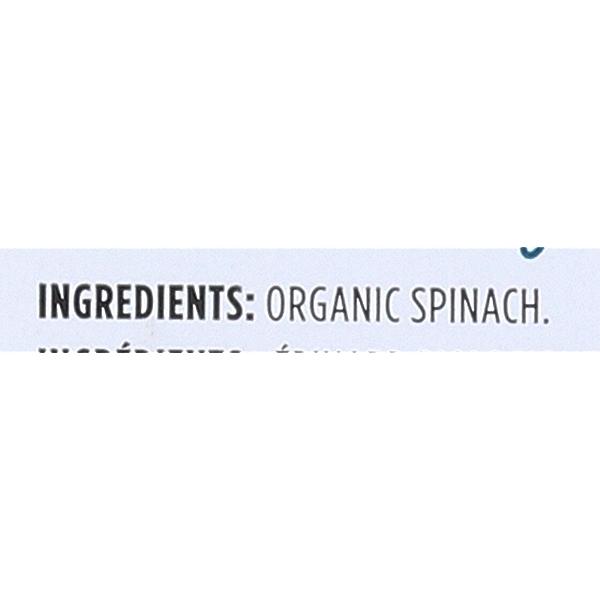 Organic Baby Spinach 3