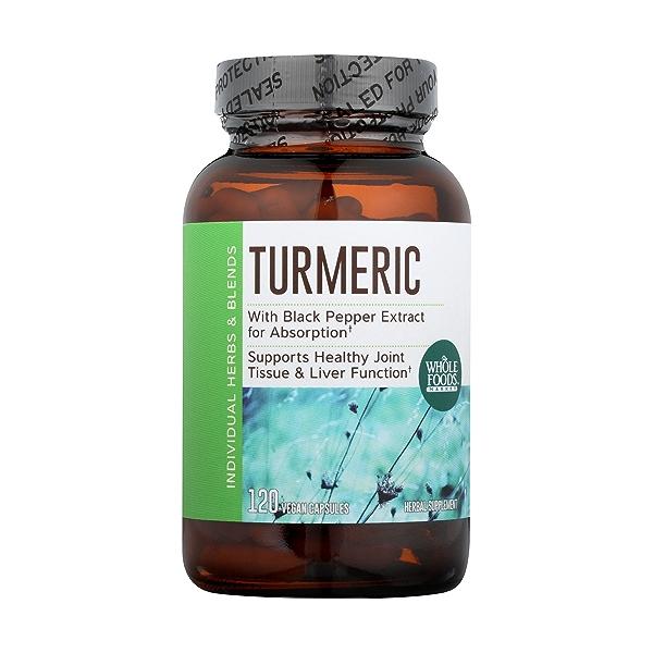Turmeric, 120 count 1