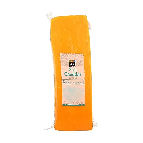 Mild Cheddar Cheese 1