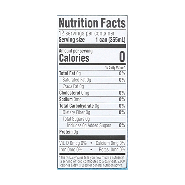 Pure Sparkling Water, 12 count 4