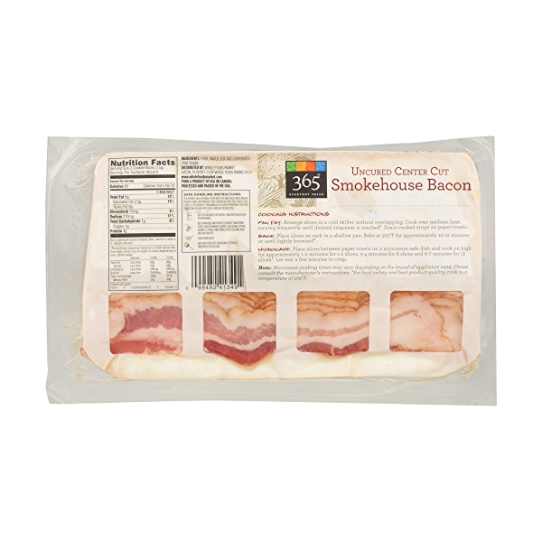 Uncured Smokehouse Bacon 2