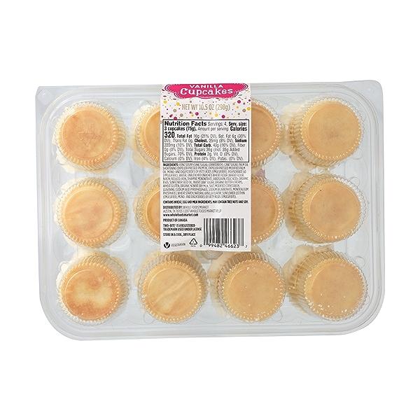 Vanilla Two-bite Cupcakes, 10.5 ounce 2