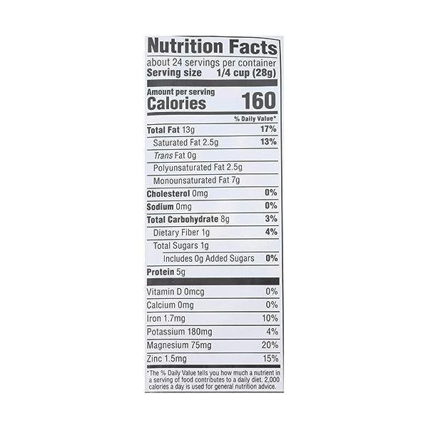 Cashews Roasted & Unsalted, 24 ounce 4