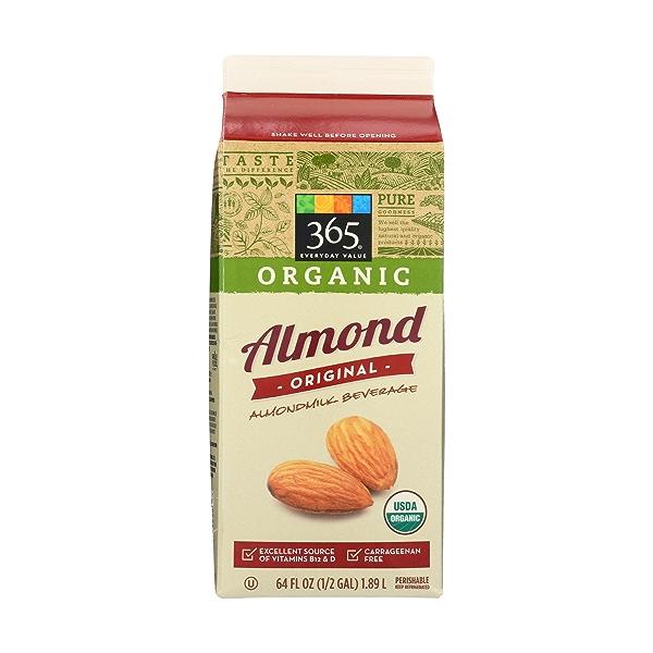 Original Organic Almondmilk, 64 fluid ounce 2