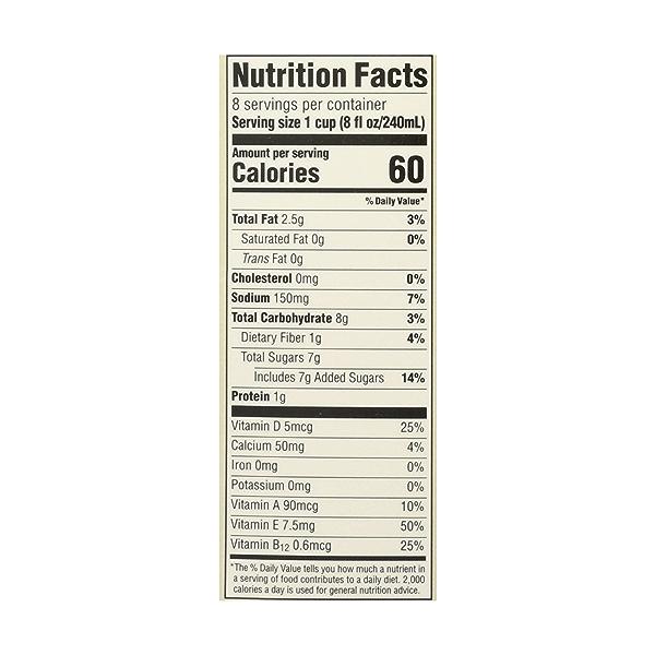 Original Organic Almondmilk, 64 fluid ounce 4