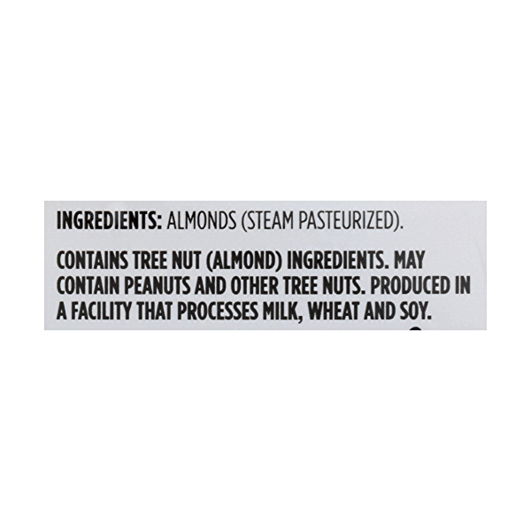 Unroasted & Unsalted Almonds, 32 ounce 3