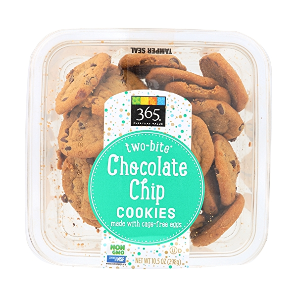 Chocolate Chip Two-bite® Cookies, 10.5 ounce 1