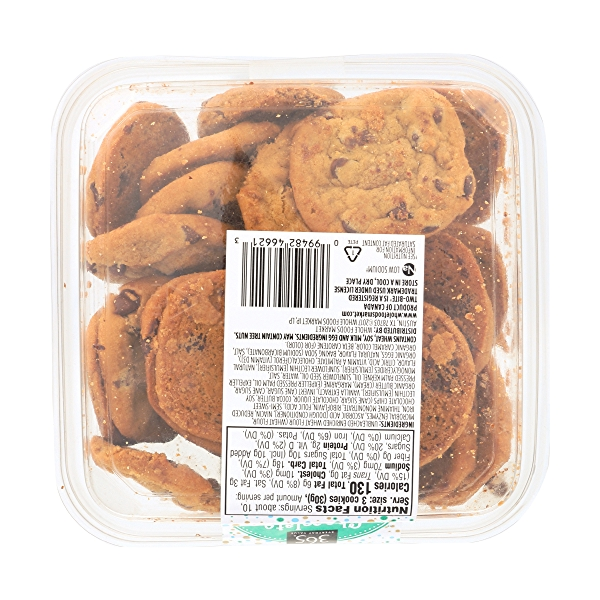 Chocolate Chip Two-bite® Cookies, 10.5 ounce 2