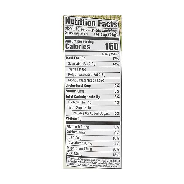 Organic Roasted & Unsalted Cashews, 10 ounce 4